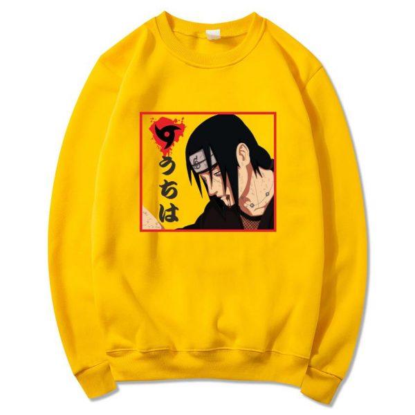 Naruto Sweater <br>Yuruse Sasuke