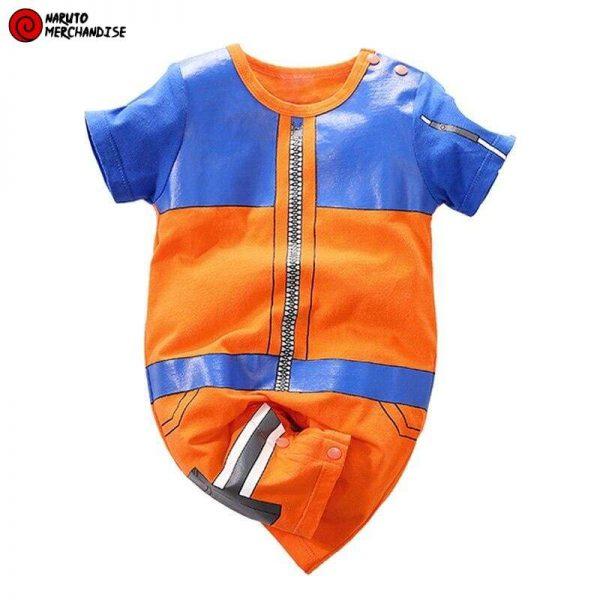 Naruto Baby Clothes <br>Naruto Uzumaki Onesie