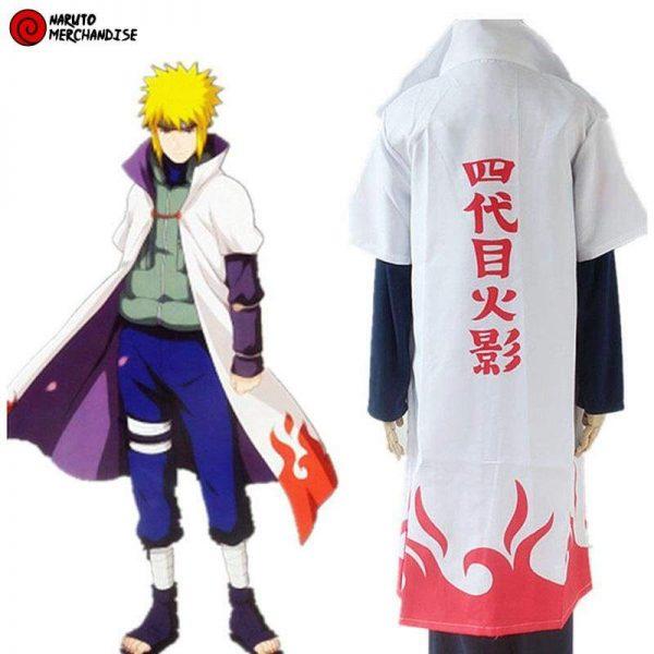 Naruto Cloak <br>Minato Namikaze (Fouth Hokage)