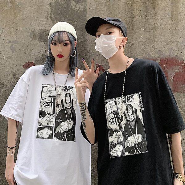 Naruto Shirt Streetwear <br>Orokanaru otouto yo
