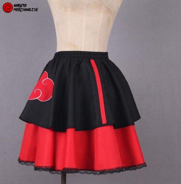 Naruto Kimono Dress <br>Akatsuki Clan