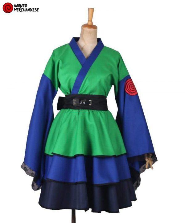 Naruto Kimono Dress <br>Kakashi Hatake