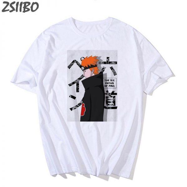 Naruto Shirt Streetwear <br> The Six Path of Pain