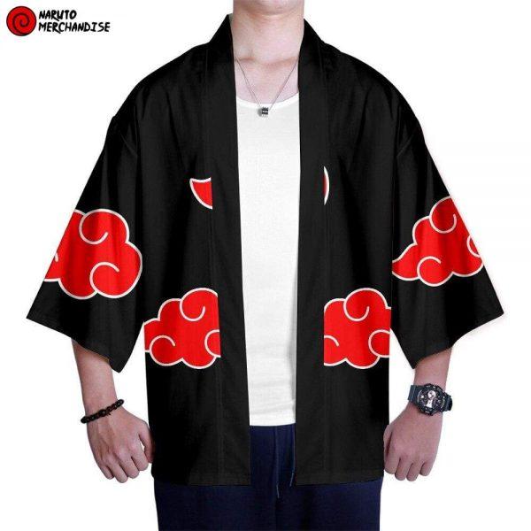 Naruto Kimono <br>Akatsuki Cloak