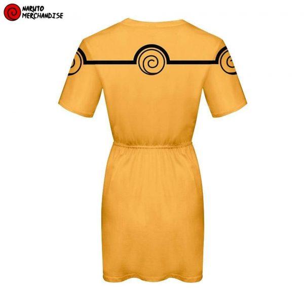 Naruto Dress <br>Minato Namikaze (Kyubi Chakra Mode)