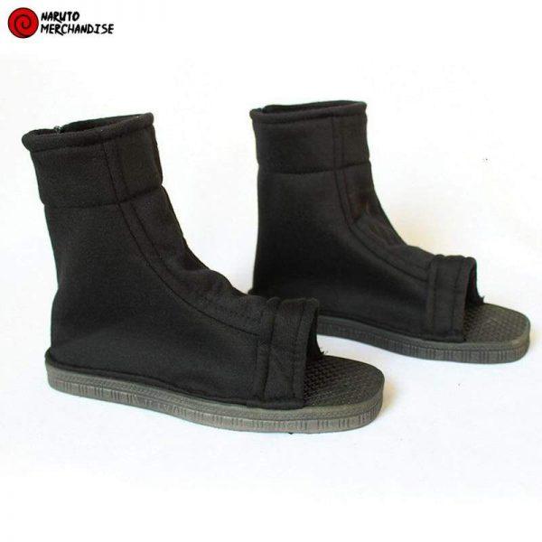 Naruto Cosplay Shoes <br>Naruto Ninja Shoes (Black)