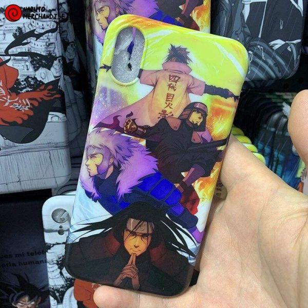 Naruto Iphone Case <br>Hokage's Memories