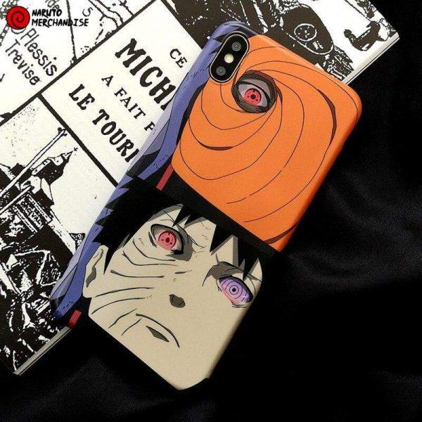 Naruto Iphone Case <br>Tobi is Obito