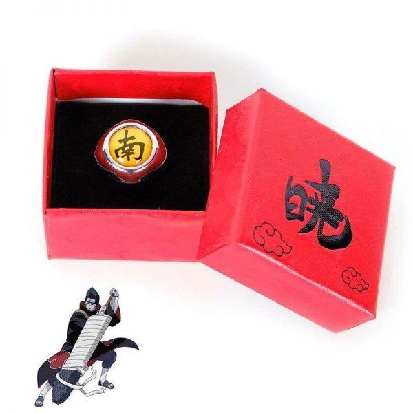 Kisame Oshigaki Ring