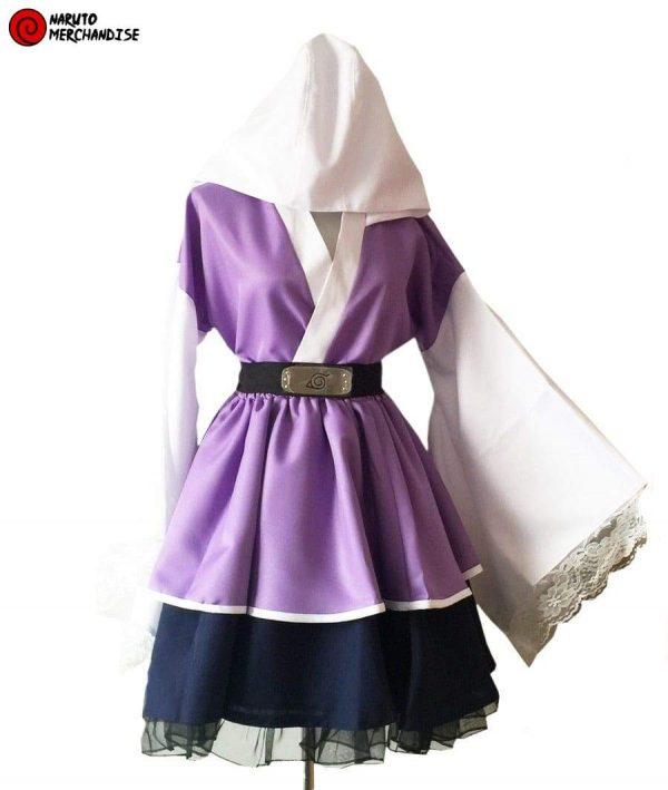 Naruto Kimono Dress <br>Hinata Hyuga