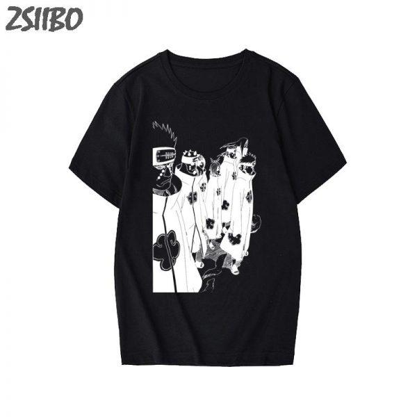 Naruto Shirt Streetwear <br>Pain vs Jiraiya