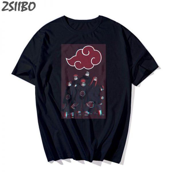 Naruto Shirt Streetwear <br> Six Paths of Pain