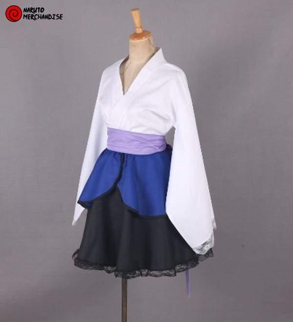 Naruto Kimono Dress <br>Sasuke Uchiha