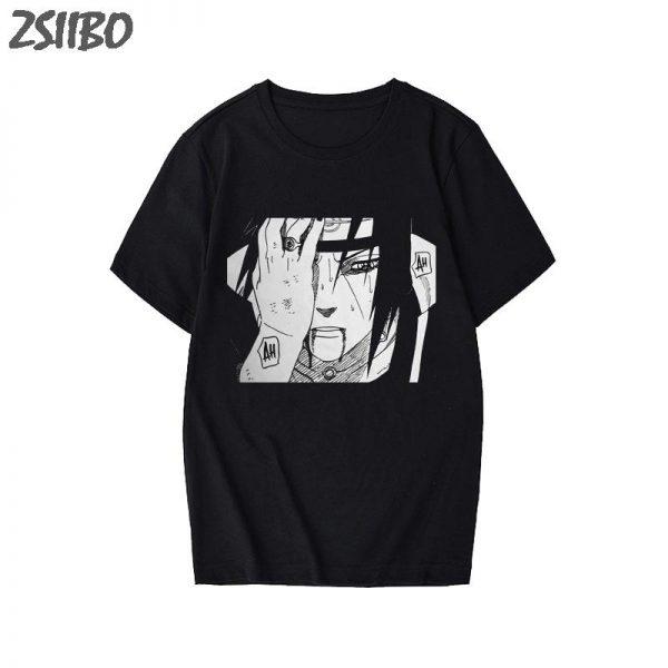 Naruto Shirt Streetwear <br>Itachi last moments