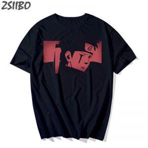 Naruto Shirt Streetwear <br> Shizui's last moments