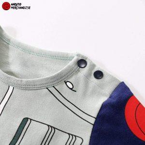 Naruto Baby Clothes <br>Kakashi Hatake Onesie