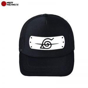 Naruto headband hat