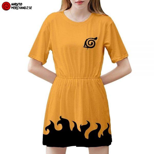 Naruto Dress <br>Naruto Hokage