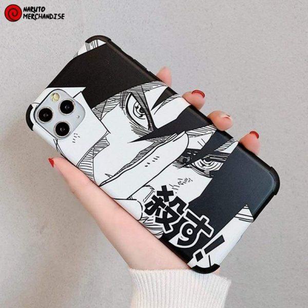 Naruto Iphone Case <br>Madara Rinnegan