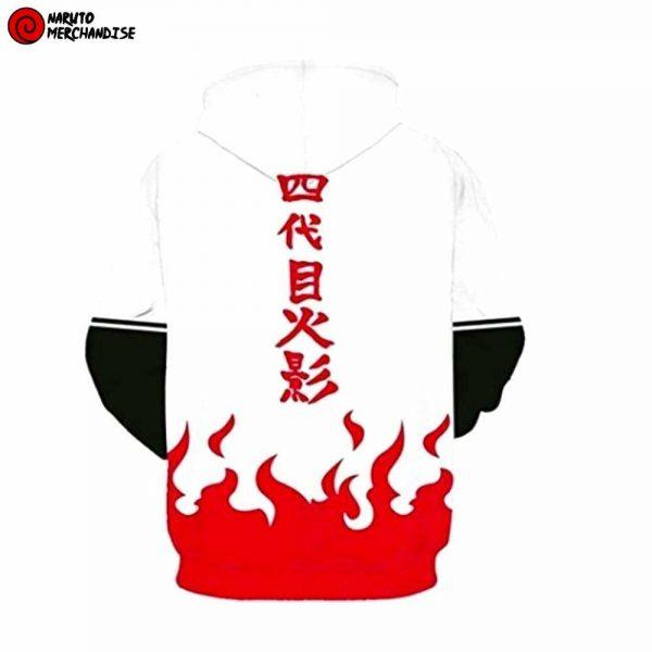 4th hokage hoodie