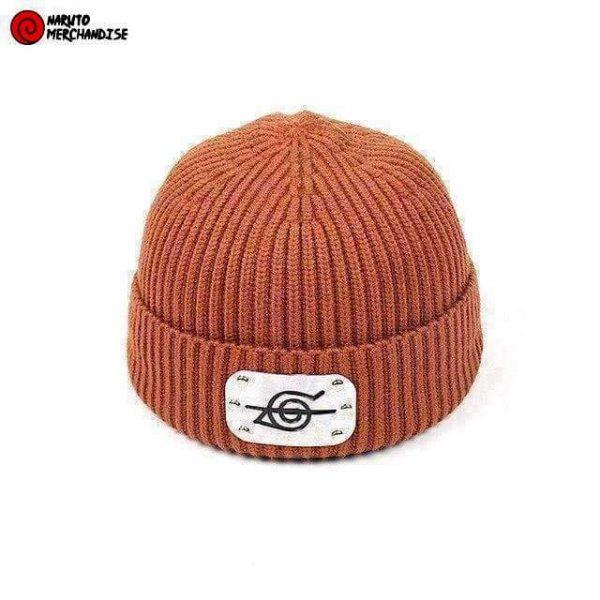 Naruto headband beanie
