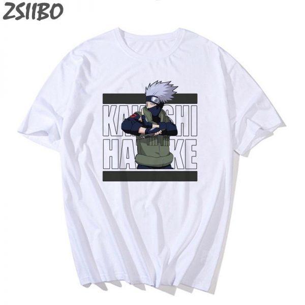Naruto Shirt Streetwear <br> Kakashi Hatake
