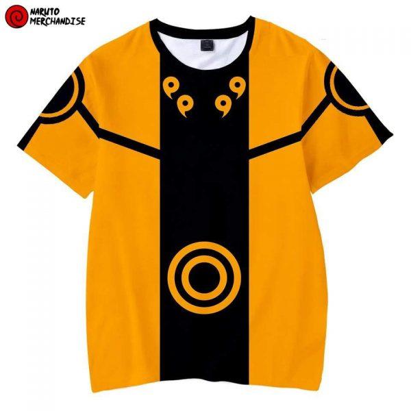 Naruto T-Shirt <br>Naruto Kyubi Chakra Mode