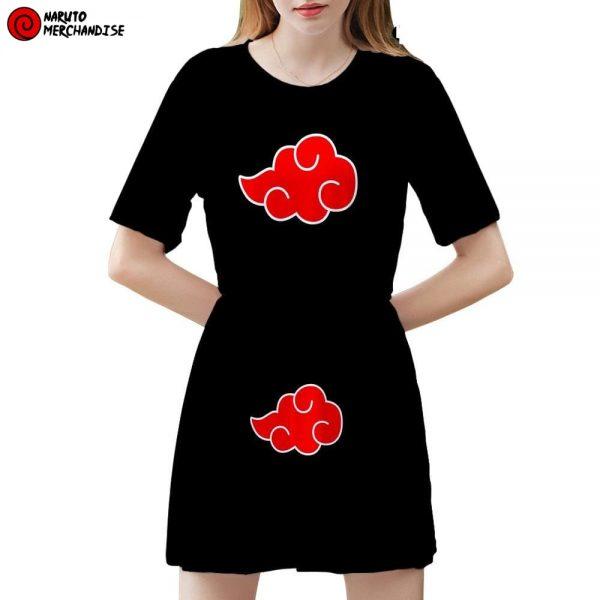 Naruto Dress <br>Akatsuki Clan