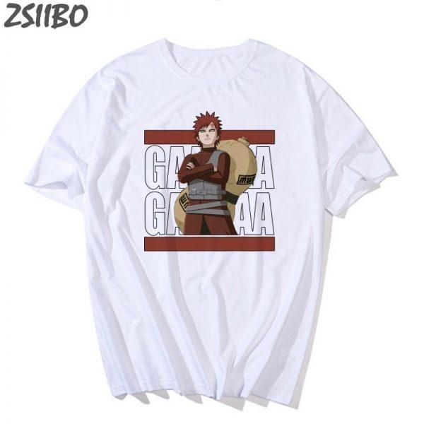 Naruto Shirt Streetwear <br> Gaara of the Sand