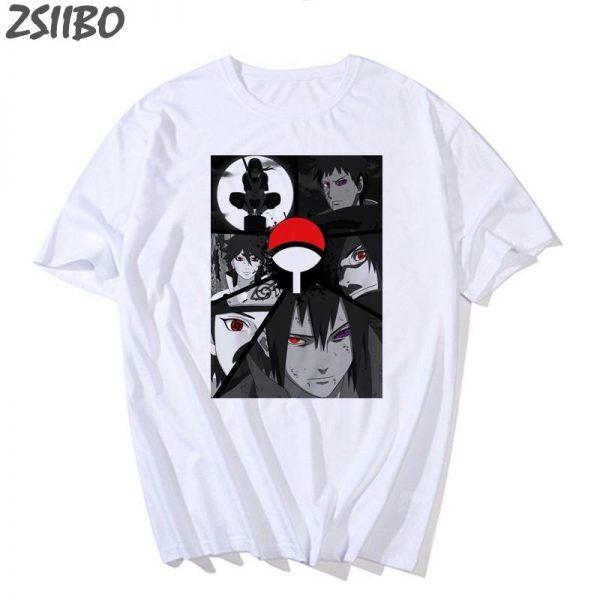 Naruto Shirt Streetwear <br> Uchihas' Destiny