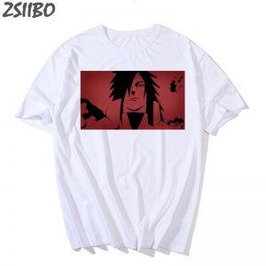 Naruto Shirt Streetwear <br> Madara