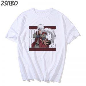 Naruto Shirt Streetwear <br> Jiraiya