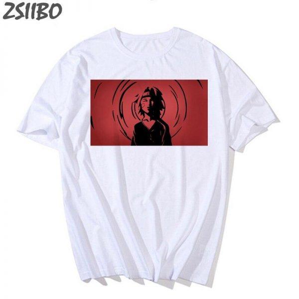 Naruto Shirt Streetwear <br> Rin death