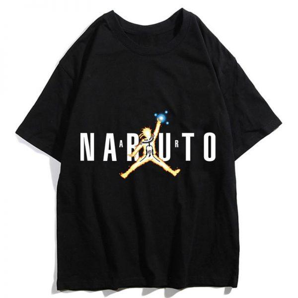 Naruto Shirt  Naruto Air Jordan