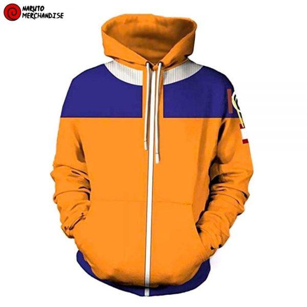 Naruto uzumaki hoodie