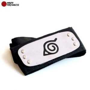 Hidden leaf village headband