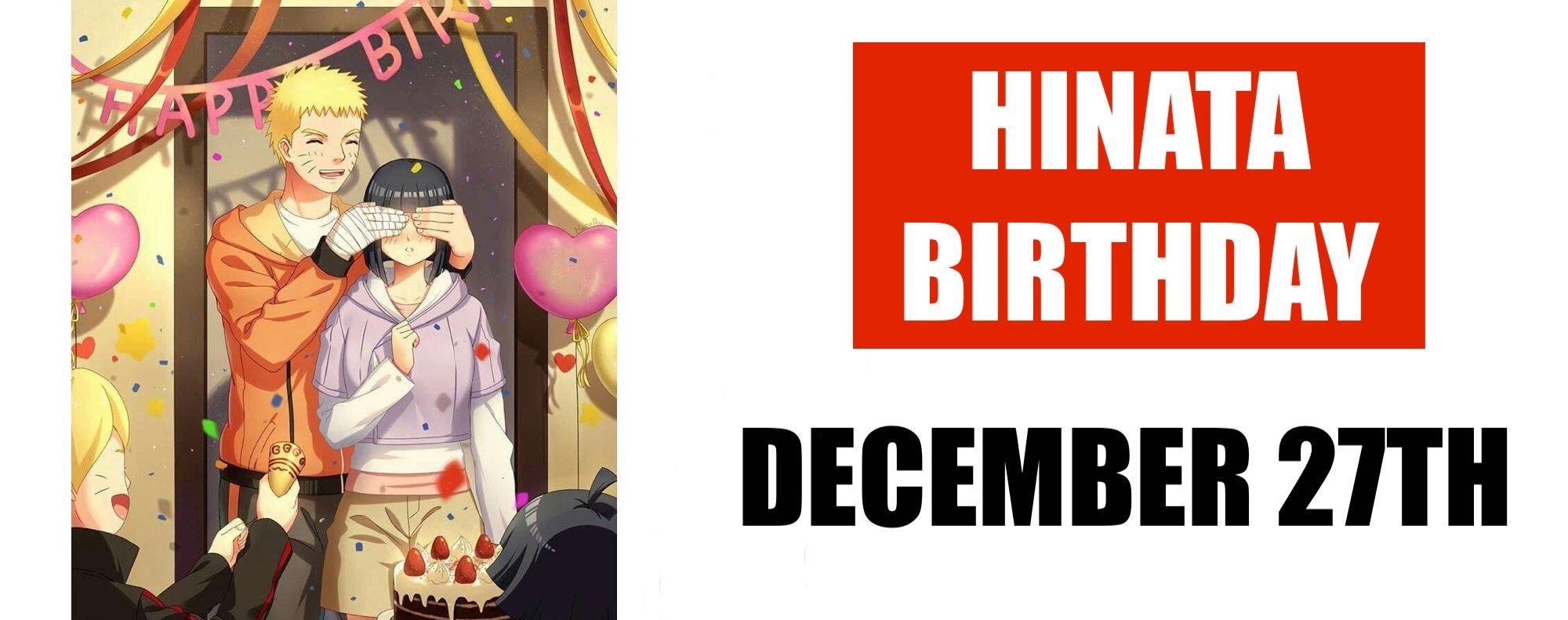 When is Hinata's Birthday