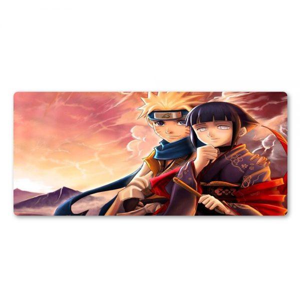 Naruto Mouse Pad <br>Naruto Hinata Love