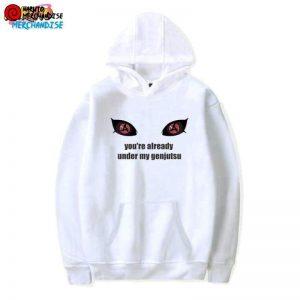 itachi sharingan hoodie