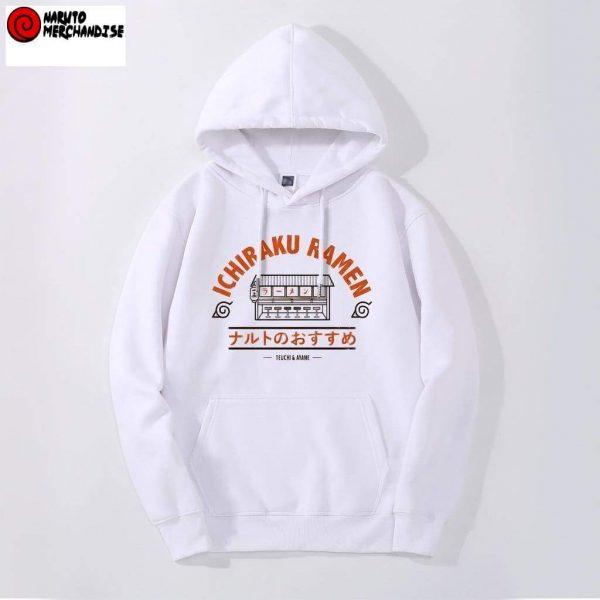 Ichiraku ramen hoodie