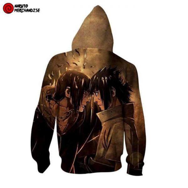 Itachi sasuke jacket