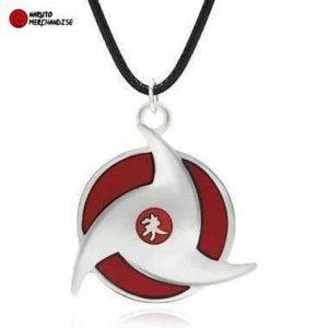 Itachi sharingan necklace