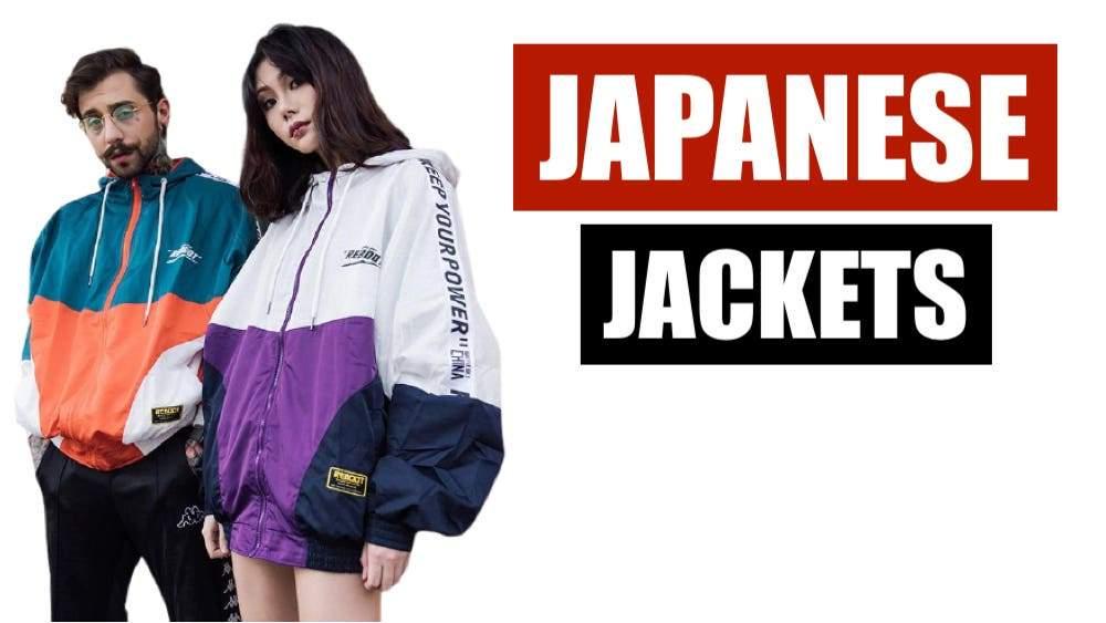 japanese jacket