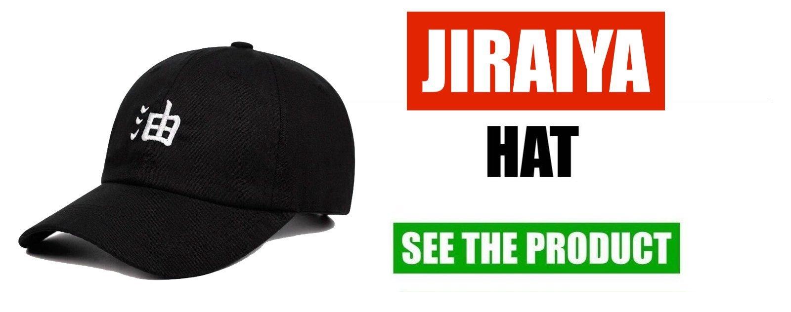 jiraiya hat