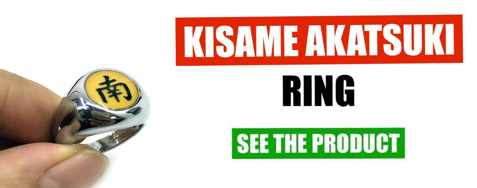 kisame ring