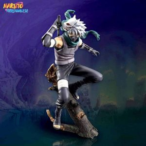 kakashi hatake anbu action figure