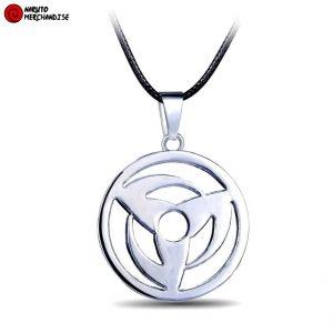 Kakashi sharingan necklace