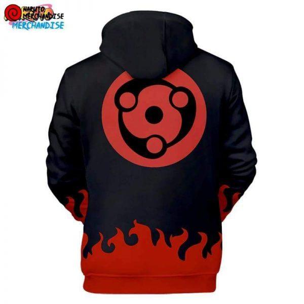 Naruto Hoodie Madara 6 Paths - Naruto Hoodie