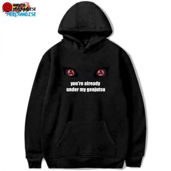 Mangekyou sharingan hoodie