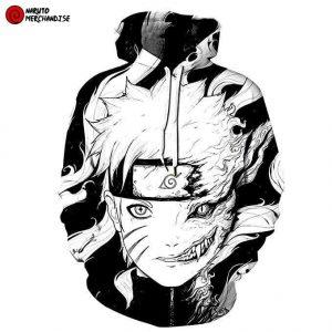 Naruto kyuubi hoodie